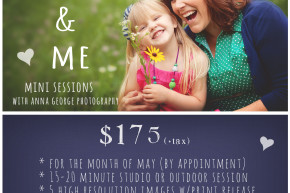 Madison WI family and child photographer - mother's day mini sessions - Anna George Photography - www.annageorgephoto.com