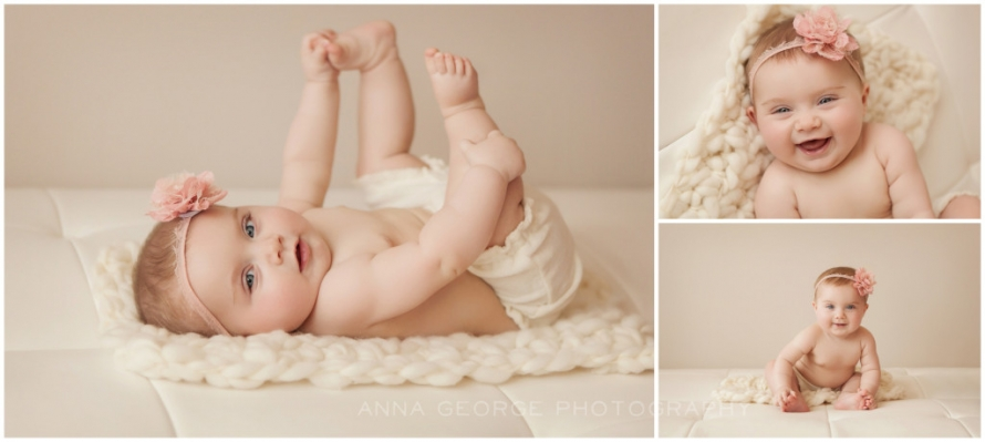 Madison WI baby photography - Anna George Photography - www.annageorgephoto.com