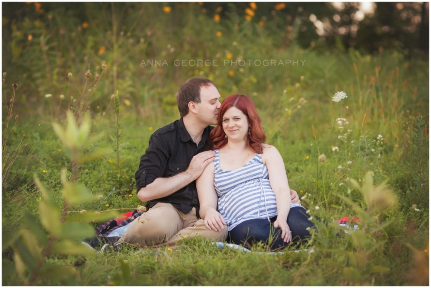 Madison WI Maternity Photography - Anna George Photography - www.annageorgephoto.com