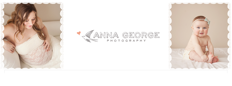 Anna George Photography logo